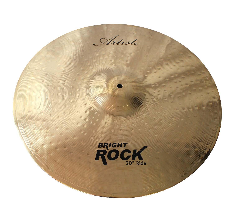 artist brr20 ride cymbal bright rock 20 inch. Black Bedroom Furniture Sets. Home Design Ideas