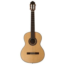 Artist CS100 Classical Guitar, Solid Spruce Top