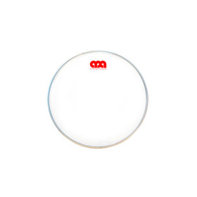 OH1008  Inch Drum Skin/Head Double Ply Oil Filled - Clear