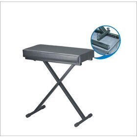 KB004 Heavy Duty Keyboard Bench - Height Adjustable