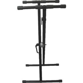 KS020 Economy Single Braced Keyboard Stand