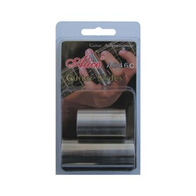 A046C Stainless Steel Guitar Slides