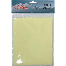 A051B Cotton Untreated Guitar Cleaning Polish Cloth