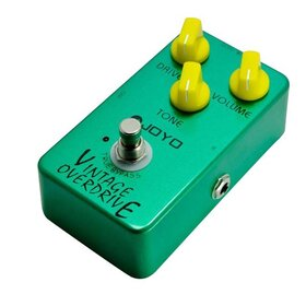 Joyo JF01 Guitar Effects Pedal - Vintage Overdrive