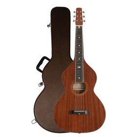 WB100C Weissenborn Guitar Laminate Wood with Hard Case