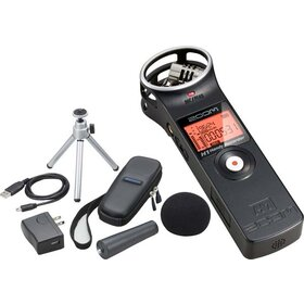 Zoom H1 Handy Sound Recorder and Accessories Pack