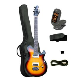 Artist HGM Electric Guitar Plus Accessories