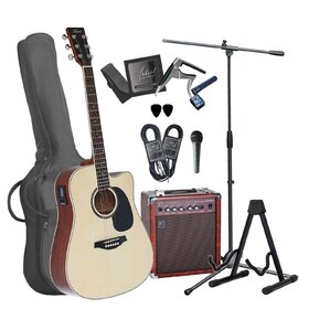 Acoustic Guitar Busker Pack
