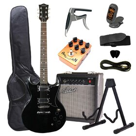 Artist SGBK Electric Guitar Stage Pack