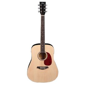 Artist AB1 41 inch Acoustic Guitar Steel String - Natural