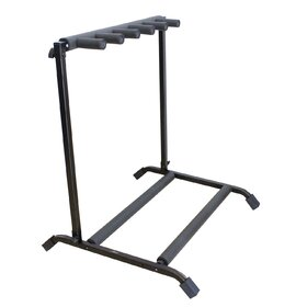 Artist GS014-5s Rack Guitar Stand -Suits 5 Guitars or 3 Acoustic