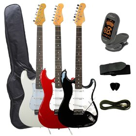 Artist ST Electric Guitar Plus Accessories