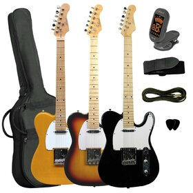 Artist TC Electric Guitar Plus Accessories
