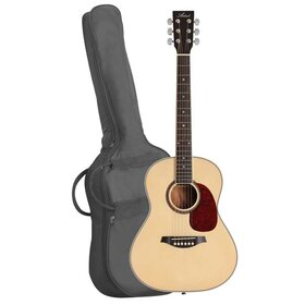 LSP34(BB) Beginner Acoustic Guitar Pack - Gloss Natural (Damaged)