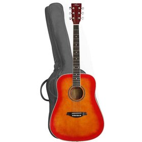 LSPCSB(BB) Beginner Acoustic Guitar Pack - Cherry Sunburst  - Factory Second