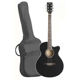 LSPSCEQBK(BB)2 Small Acoustic Cutaway Guitar Pack with Pick up& EQ - Factory Second