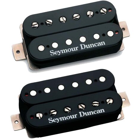 Seymour Duncan Hot Rodded : seymour duncan pickup set hot rodded humbuckers ~ Hamham.info Haus und Dekorationen