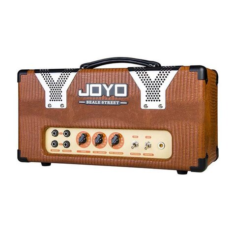 Joyo JCA12 Beale Street 12 Watt Tube Amplifier Head