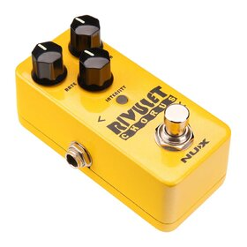 Nux NCH2 Rivulet Guitar Chorus Mini Effects Pedal
