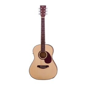 Customer Returned Artist LSP34EQ 3/4 Sized Beginner Acoustic Guitar Pack with EQ