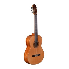 Artist TXC10 Solid Mahogany Classical Guitar with Case