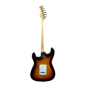 Artist STH Brown Sunburst Electric Guitar + Humbucker