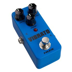 Nux FVB2 Vibrato Mini Guitar Effects Pedal