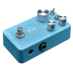 D.E. DE01 Iceberg Overdrive Guitar Effects Pedal