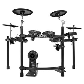 Nux DM7 Electronic Drum Kit with Mesh Heads