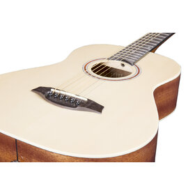 Customer Returned Artist Little Artist EQ 3/4 Solid Top Acoustic Guitar + EQ with HG Bag