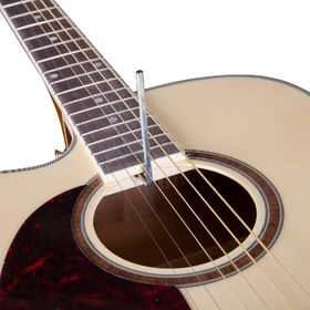 Factory 2nd Artist LSPCNTL Left Handed Acoustic Guitar Pack with Cutaway