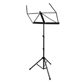 Artist MUS007 Light Weight Portable Folding Music Stand with Bag