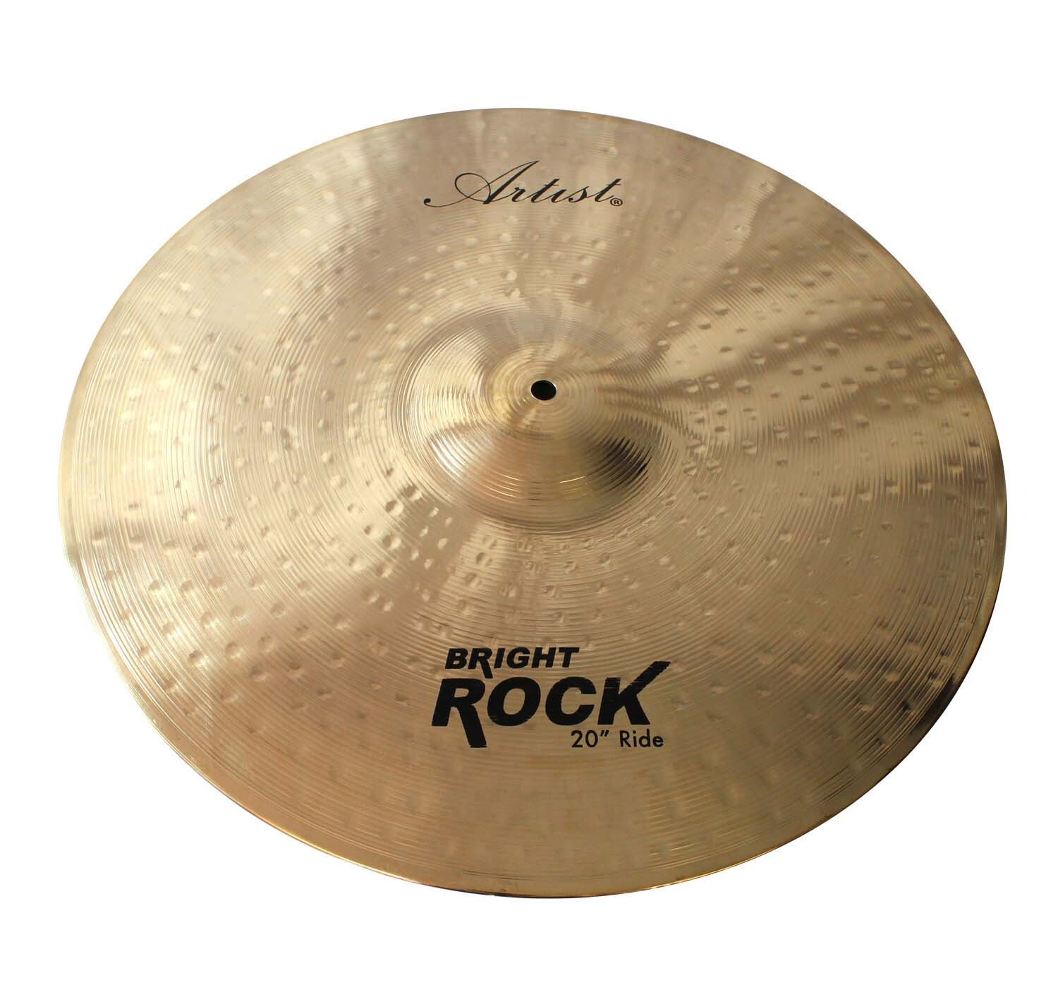 Artist BRR20 Ride Cymbal Bright Rock 20 Inch