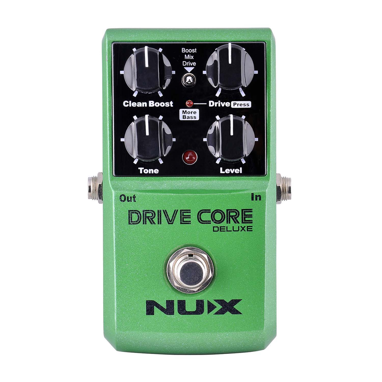 Nux Drive Core Deluxe Booster Blues Driver Pedal