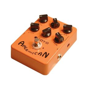 Joyo JF14 Guitar Effects Pedal - American Sound Amp Simulator