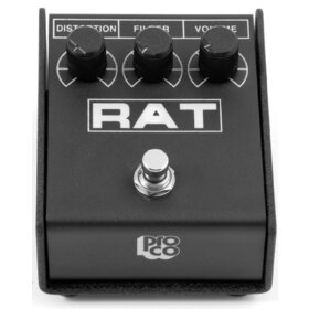 ProCo RAT2 - The Legendary and Classic Distortion Guitar Pedal