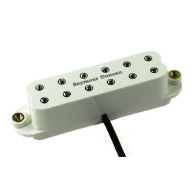 Seymour Duncan Pickup - SJBJ-1B JB Jr Strat Bridge White
