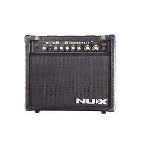 NuX Frontline 15 Guitar Combo Amplifier - 15W + Mic and AUX Inputs