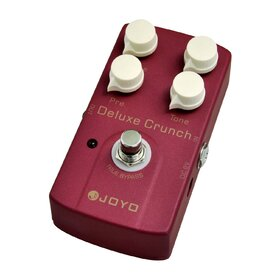 Joyo JF39 Deluxe Crunch overdrive pedal with true bypass
