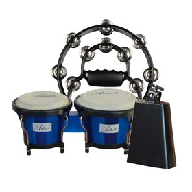 Artist Percussion Pack - Bongos, Cowbell