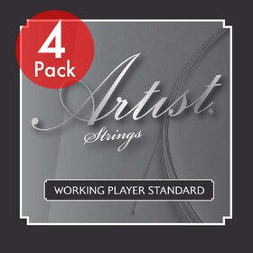 Artist VNST12 4 Sets of Violins Strings to Suit 1/2 and 1/4 Violins