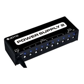 Joyo JP02 LED Power Supply Brick for Effects Pedals