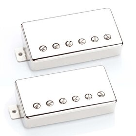 Seymour Duncan Pickup - Set Saturday Night Special Humbuckers - Nickel Cover