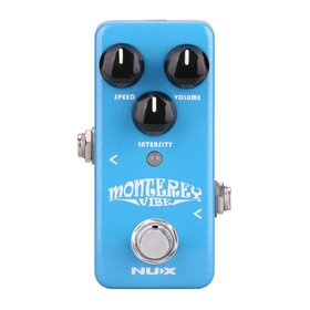 Nux NCH1 Monterey Vibe Guitar Mini Pedal