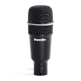 Superlux PRA228A Supercardioid Instrument Microphone