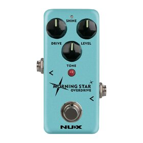 Nux NOD3 Morning Star Overdrive Effects Pedal