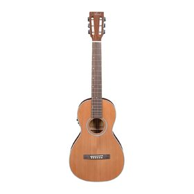 Artist OS60EQ O Sized Parlour Acoustic Electric Guitar with Solid Top