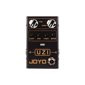 Joyo R03 Uzi Revolution Series Uzi Distortion Guitar Effects Pedal