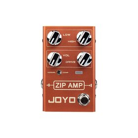 Joyo R04 Revolution Series Zip Amp Distortion Pedal with Compression