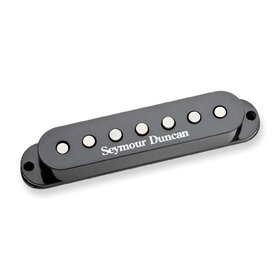 Seymour Duncan SSL-5 Black Custom Staggered for Strat 7 String
